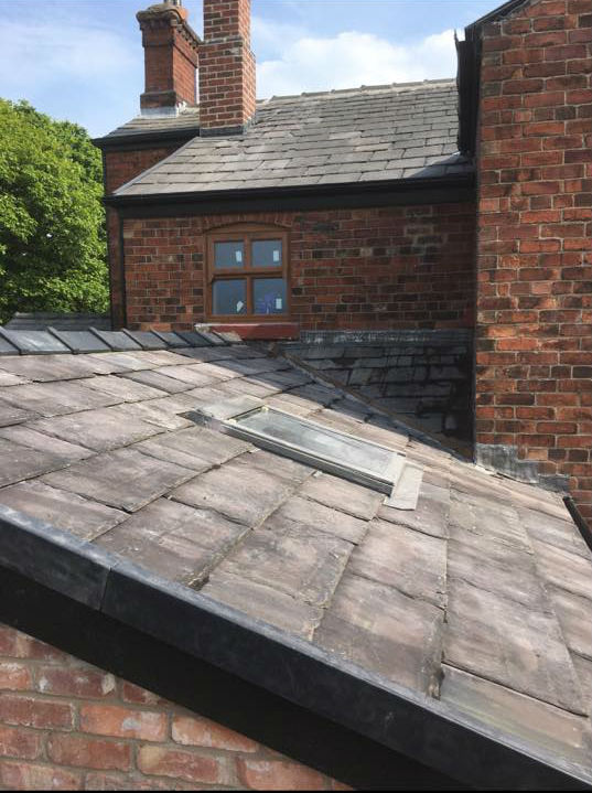 Roof Repairs Dale Roofing And Building Contractors In St